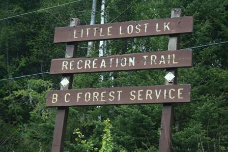 Little Lost Lake Trail