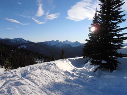 Manning Park Skigebiet