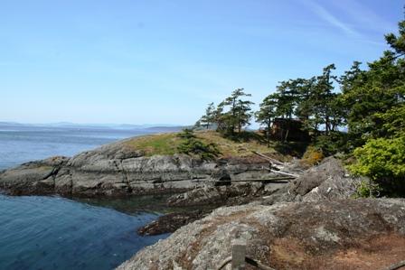 Pender Island, B