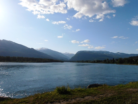 Revelstoke River