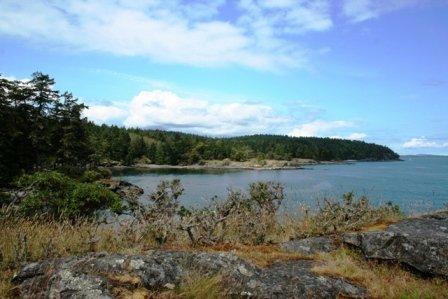 Salt Spring Island, B