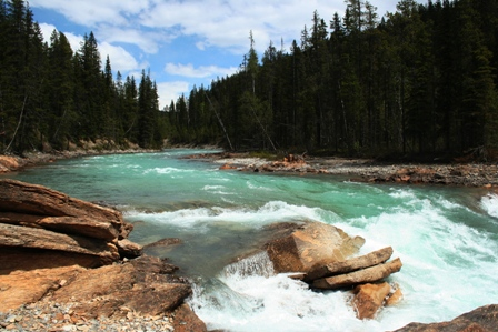 Thompson Falls, BC