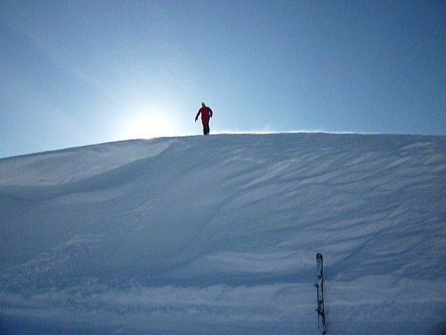 Whistler skigebiet